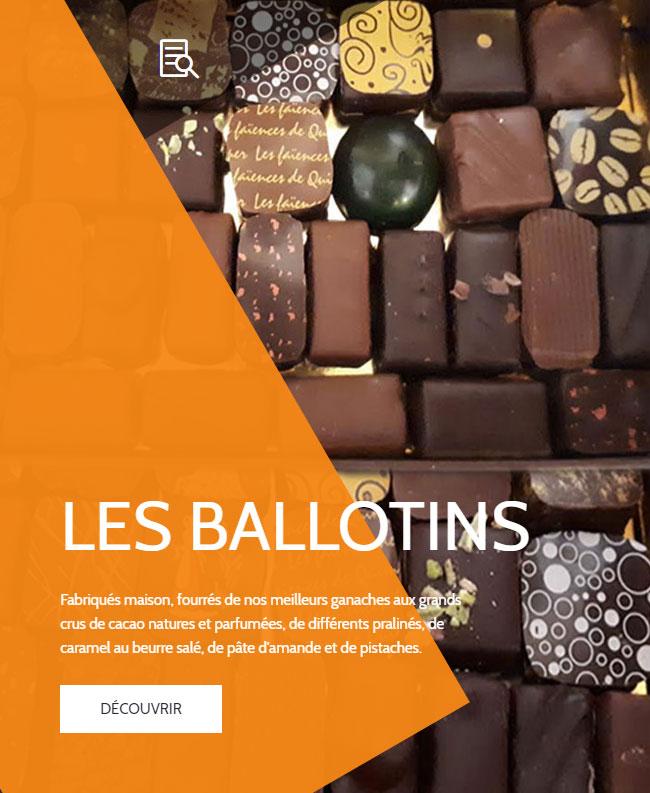 Les Ballotins